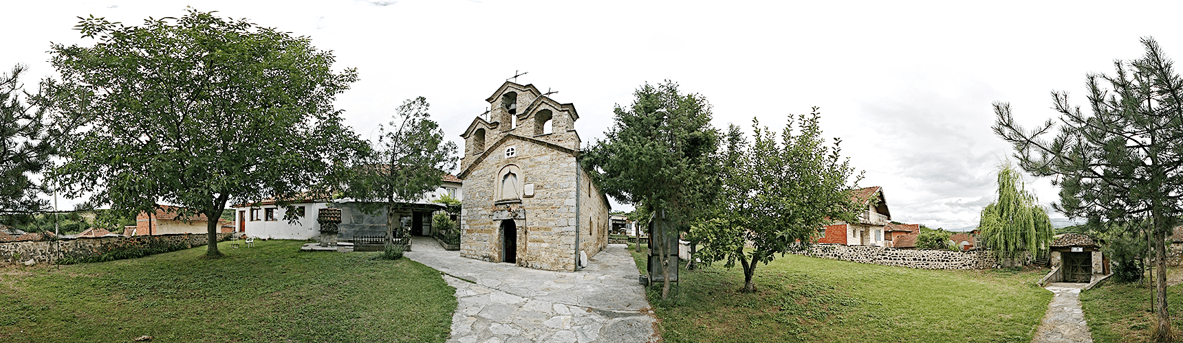 Church in Velika Hoca