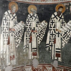Officiating Church Fathers