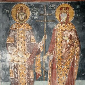 St. Constantine and St. Helena