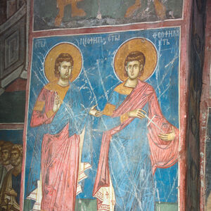 125,126 St. Neophytus (Neophytos) and St. Theophylactus
