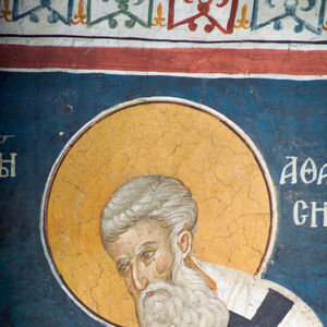 23 St. Athanasius (Officiating Church Fathers)