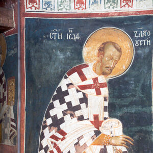 19 St. John Chrysostom (Officiating Church Fathers)