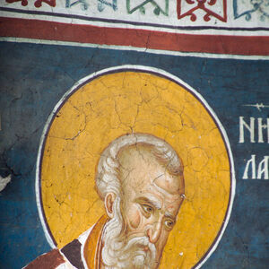21 St. Nicholas (Officiating Church Fathers)