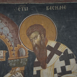 35 The Officiating Church Fathers - St. Basil the Great