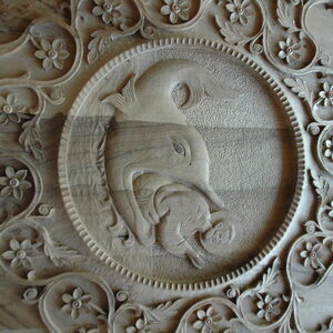 Carved reliefs 4