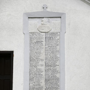 Memorial plaque II