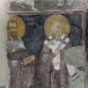 St. Paul the Apostle and St. Nicholas