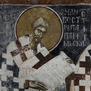 St. Sylvester the Pope