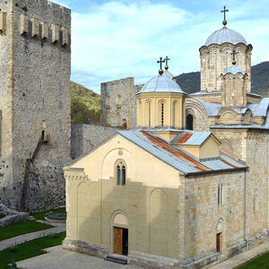 Church of the Holy Trinity, Fortification Walls and Dormitories