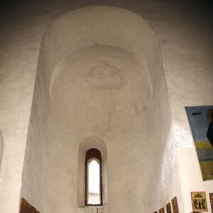 Apse of the northern chapel