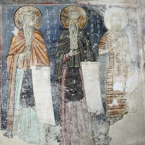 Sts. Euthymius, Arsenius and Paul of Thebes