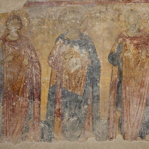 The Holy Martyrs Eugraphus, Menas and Hermogenes
