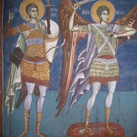 St. Procopius and Archangel Michael