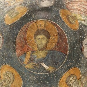 "Jesus Christ as the Priest, ""in his other form"""