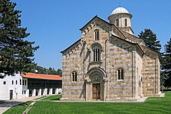 Monastery Decani