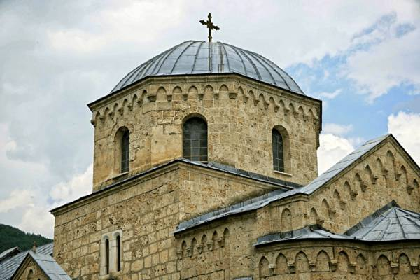 Monastery Gradac