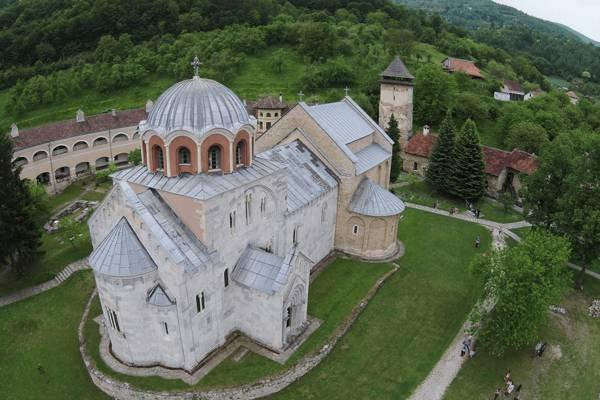 Monastery Studenica