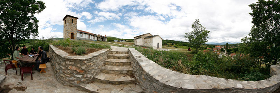 Church of St John, Velika Hoca, Kosovo & Metohija