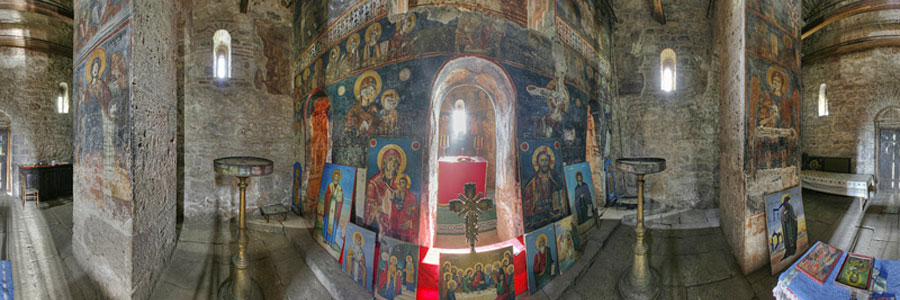 Chuch of The Presentation of the Virgin, Lipljan, Kosovo & Metohija