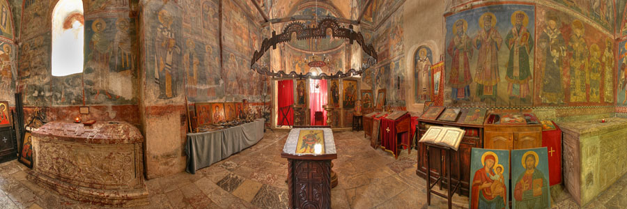 Church of St Demetrios, Patriarchate of Pec, Kosovo & Metohija
